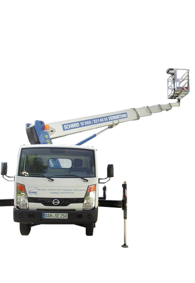 Alternativgerät zu Hinowa - Lightlift 26.14